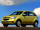 Images of Chevrolet Agile 2010