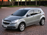 Photos of Chevrolet Agile 2010