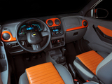 Chevrolet Agile Crossport Concept 2010 wallpapers
