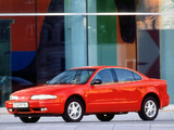 Photos of Chevrolet Alero 1999–2004