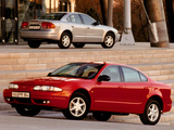 Pictures of Chevrolet Alero 1999–2004