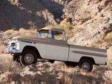 Chevrolet Apache 31 Deluxe Fleetside by NAPCO 1959 pictures