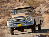 Chevrolet Apache 31 Deluxe Fleetside by NAPCO 1959 wallpapers