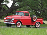 Pictures of Chevrolet Apache 31 Stepside 1959