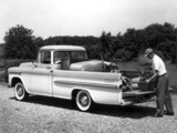Chevrolet Apache 32 Fleetside (3234) 1959 wallpapers