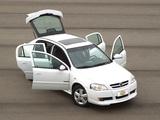 Chevrolet Astra GSi 16V 5-door 2003–05 photos