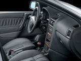 Chevrolet Astra Sedan 2003–11 pictures