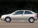 Chevrolet Astra 3-door 2004–07 images