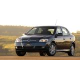 Photos of Chevrolet Astra Sedan 2003–11