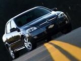 Chevrolet Astra 5-door 2003 wallpapers