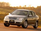 Chevrolet Astra Sedan 2003–11 wallpapers