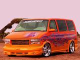 Xenon Chevrolet Astro Python 1995–2005 images