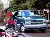 Chevrolet Astro 1995–2005 pictures