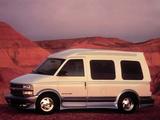 Images of Chevrolet Astro Conversion Van 1995–2005