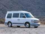 Photos of Chevrolet Astro Conversion Van 1995–2005