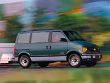 Pictures of Chevrolet Astro 1985–94