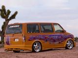Pictures of Xenon Chevrolet Astro Python 1995–2005