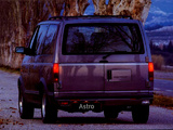 Wallpapers of Chevrolet Astro 1995–2005