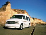 Chevrolet Astro Conversion Van 1995–2005 wallpapers
