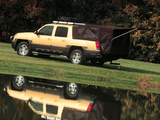 Chevrolet Avalanche Base Camp Concept 2000 images