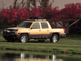 Chevrolet Avalanche Base Camp Concept 2000 wallpapers