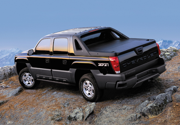 Chevrolet avalanche z71 200206 wallpapers sciox Choice Image