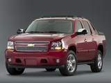 Chevrolet Avalanche 2006–12 pictures