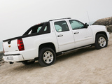 Images of Chevrolet Avalanche Z71 2007–12