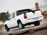 Photos of Chevrolet Avalanche Z71 2007–12