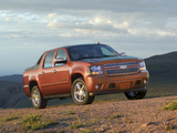 Pictures of Chevrolet Avalanche 2006