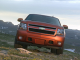 Chevrolet Avalanche 2006–12 wallpapers