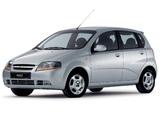 Chevrolet Aveo 5-door (T200) 2003–08 pictures