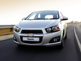 Chevrolet Sonic 5-door ZA-spec 2011 images