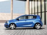 Chevrolet Aveo 5-door 2011 images
