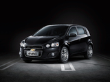 Chevrolet Aveo 5-door CN-spec 2011 photos