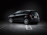 Chevrolet Aveo 5-door CN-spec 2011 wallpapers