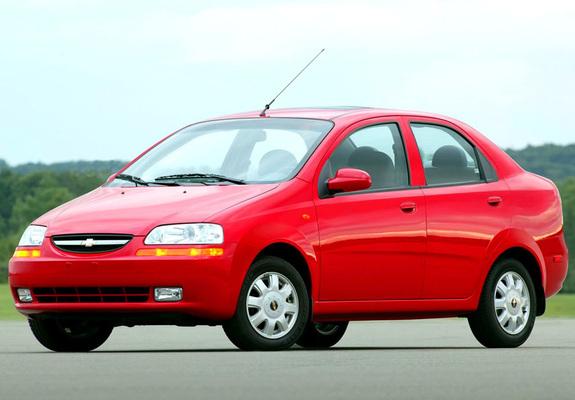 Images Of Chevrolet Aveo Sedan T200 200306
