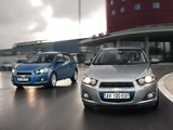 Photos of Chevrolet Aveo