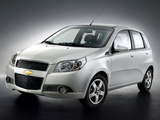 Pictures of Chevrolet Aveo 5-door (T250) 2008–11