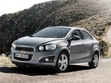 Pictures of Chevrolet Aveo Sedan 2011