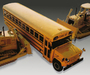Chevrolet B60 School Bus by Ward 1989 images