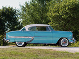 Chevrolet Bel Air Sport Coupe (2454-1037D) 1954 images
