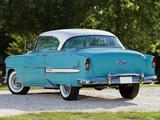 Chevrolet Bel Air Sport Coupe (2454-1037D) 1954 pictures