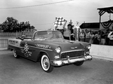 Chevrolet Bel Air Convertible Indy 500 Pace Car (2434-1067D) 1955 images