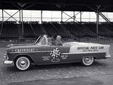 Chevrolet Bel Air Convertible Indy 500 Pace Car (2434-1067D) 1955 pictures