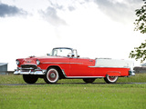 Chevrolet Bel Air Convertible (2434-1067D) 1955 pictures