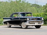 Chevrolet Bel Air Convertible Fuel Injection (2434-1067D) 1957 wallpapers