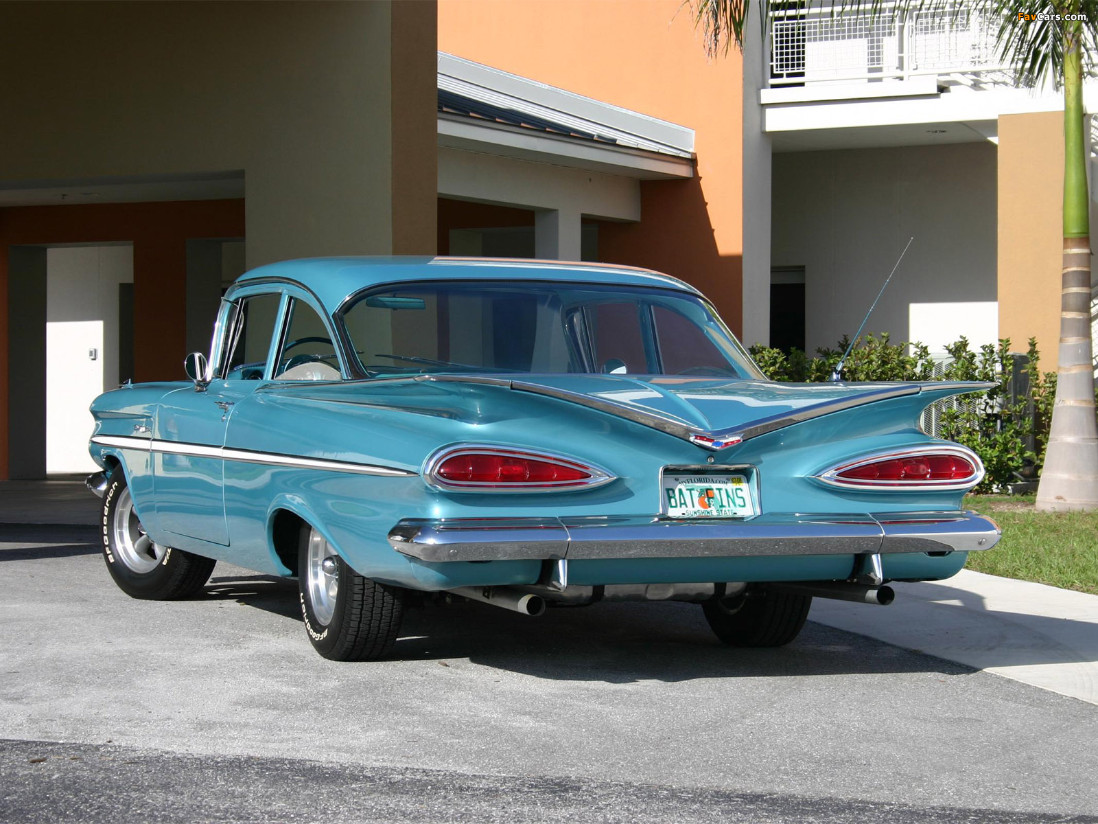 1959 Chevrolet Bel Air for Sale  Hemmings Motor News