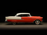 Images of Chevrolet Bel Air Sport Coupe (2454-1037D) 1955