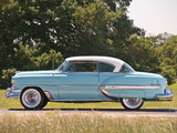 Photos of Chevrolet Bel Air Sport Coupe (2454-1037D) 1954